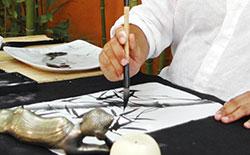 Taller de Pintura China y Sumi-e (pintura tradicional japonesa)