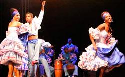 Taller de Danzas y Ritmos Cubanos