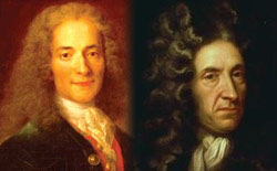 Literatura europea de los siglos XVII y XVIII